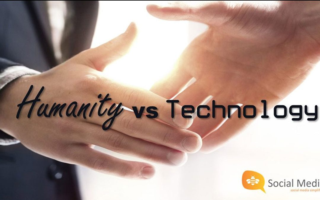 We Explore the Reality of Humanity vs Technology