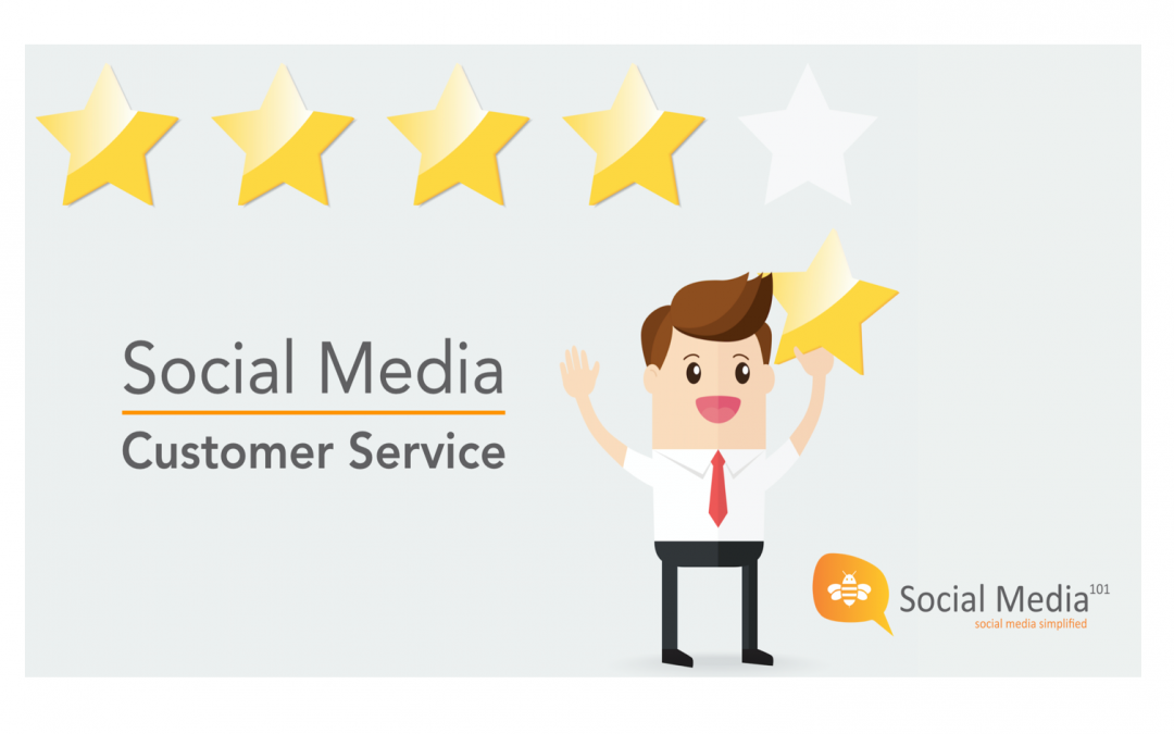SOCIAL MEDIA AS A CUSTOMER SERVICE PLATFORM [BENEFITS]